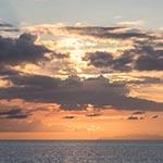 couche de soleil celebe