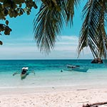 togian island plage